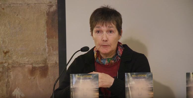 Esnearen Kolorekoa liburuaren aurkezpen bideoa – Irene Aldasoro