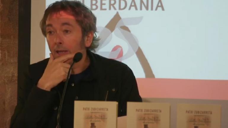 Julien Vinsonen Hegaldia liburuaren aurkezpena