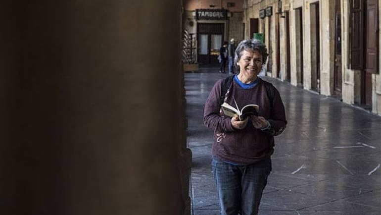 """Itxaro Borda escribe una novela ambientada en los tiempo más """"duros"""" de la lucha armada – Kulturklik"""