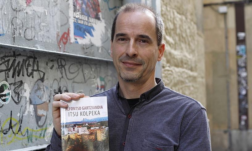 «Itsu kolpeka», Alfontso Gartziandiaren lehen lana – GARA