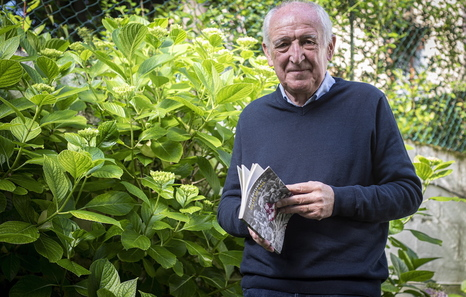 GARA: 'Gilles de Rais' lanarekin itzuli da Anjel Lertxundi nobelara
